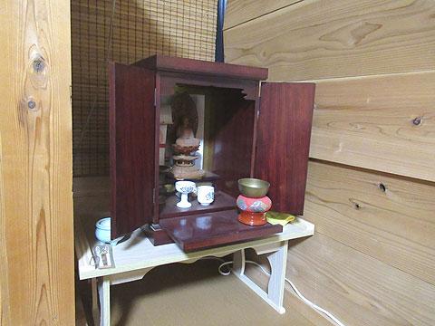 仏壇のお焚き上げ